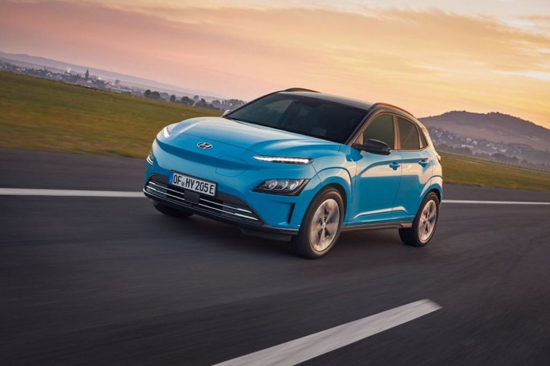 most affordable electric vehicles hyundai kona electric