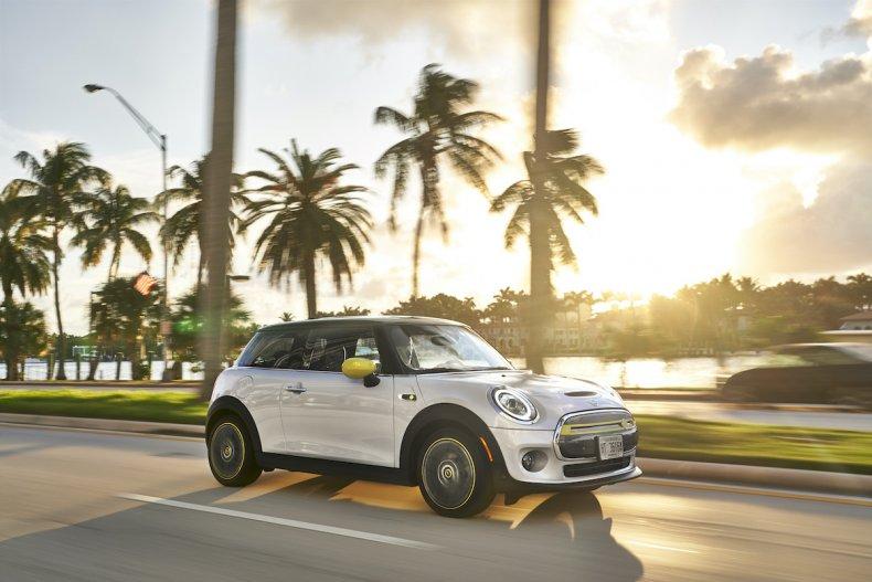 most affordable electric vehicles mini cooper signature