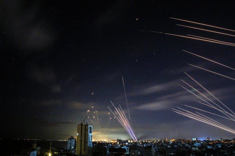 iron, dome, israel, palestinian, hamas, rockets
