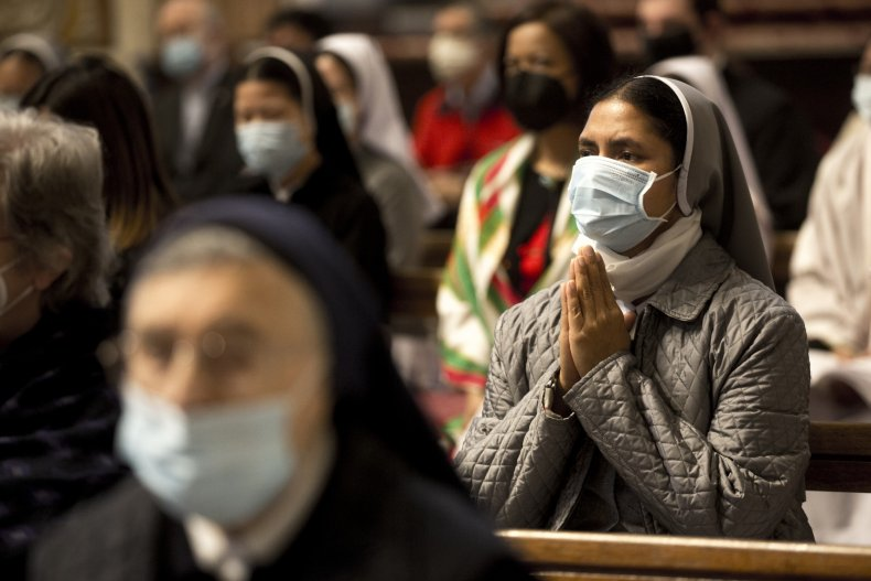Myanmar Catholics Mass