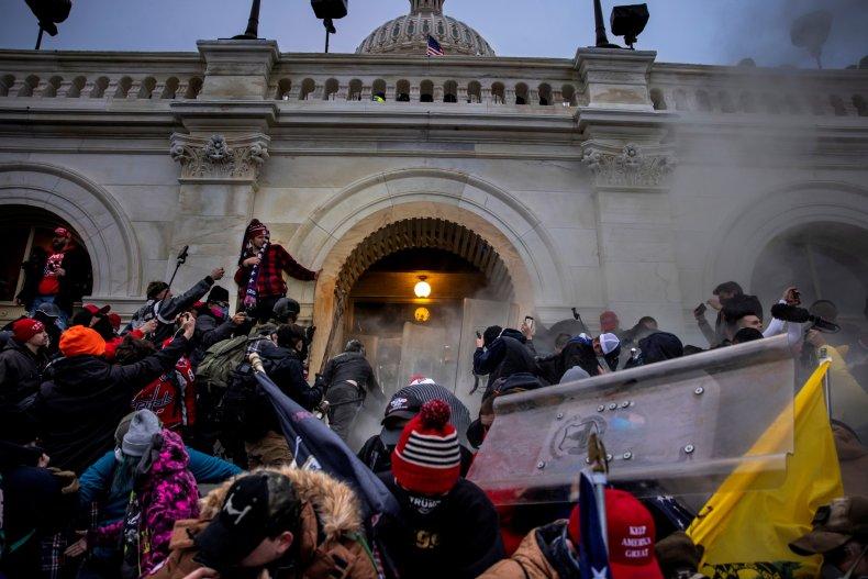 Republicans vote against January 6 riot commission