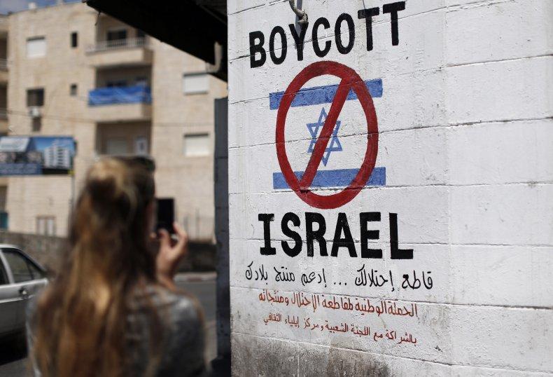 BDS Anti-BDS Laws Boycott Israel Palestine
