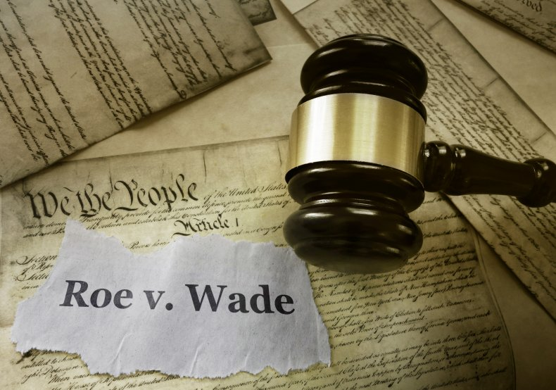Roe Vs Wade abortion laws