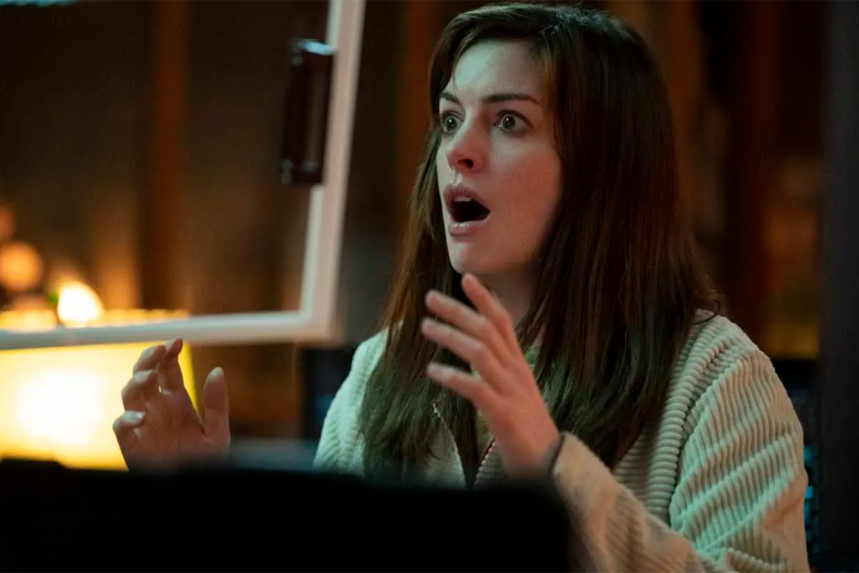 anne hathaway solo