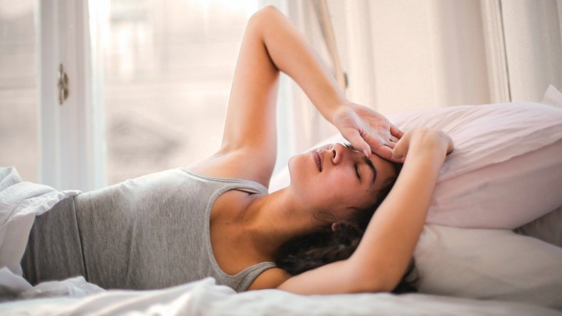 Trouble Sleeping Could Be Caused By Bedding