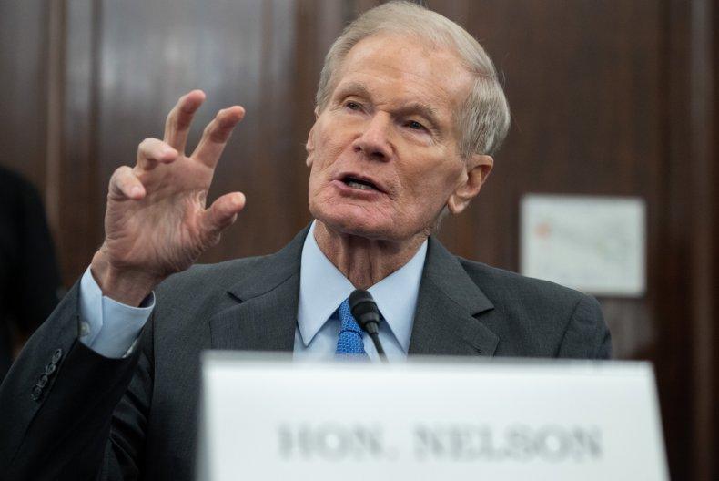 Bill Nelson speaking