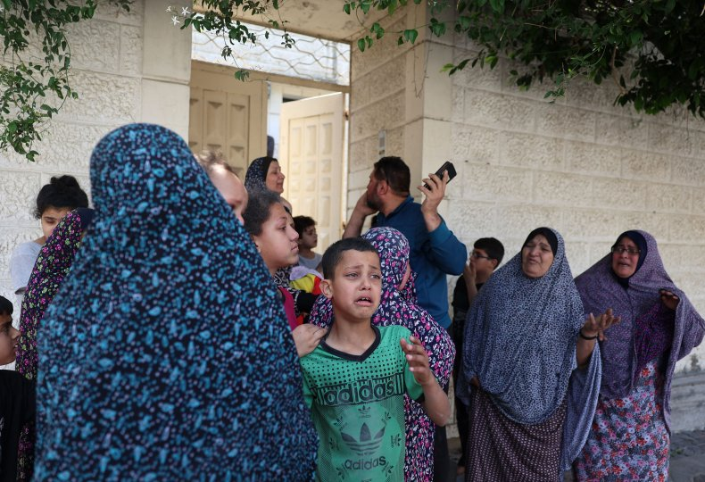 Iraeli-Palestinian Conflict