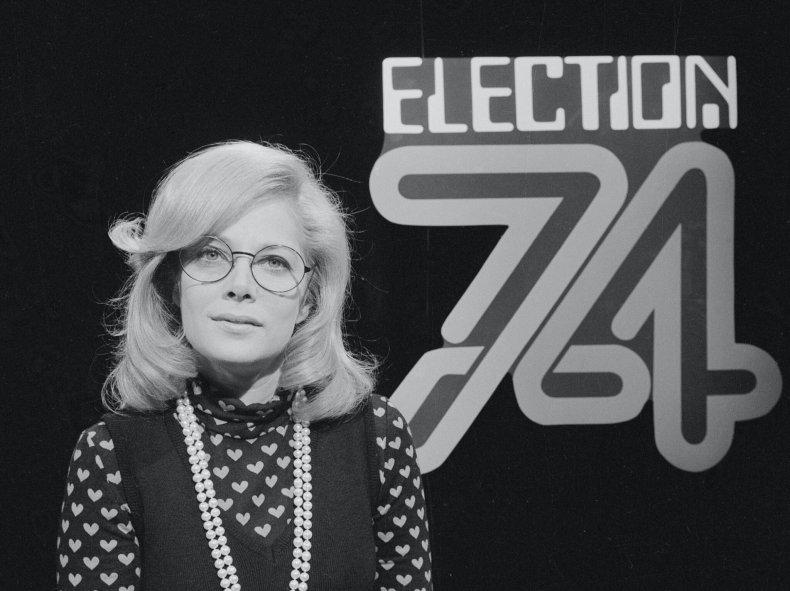 Lesley Stahl  1974