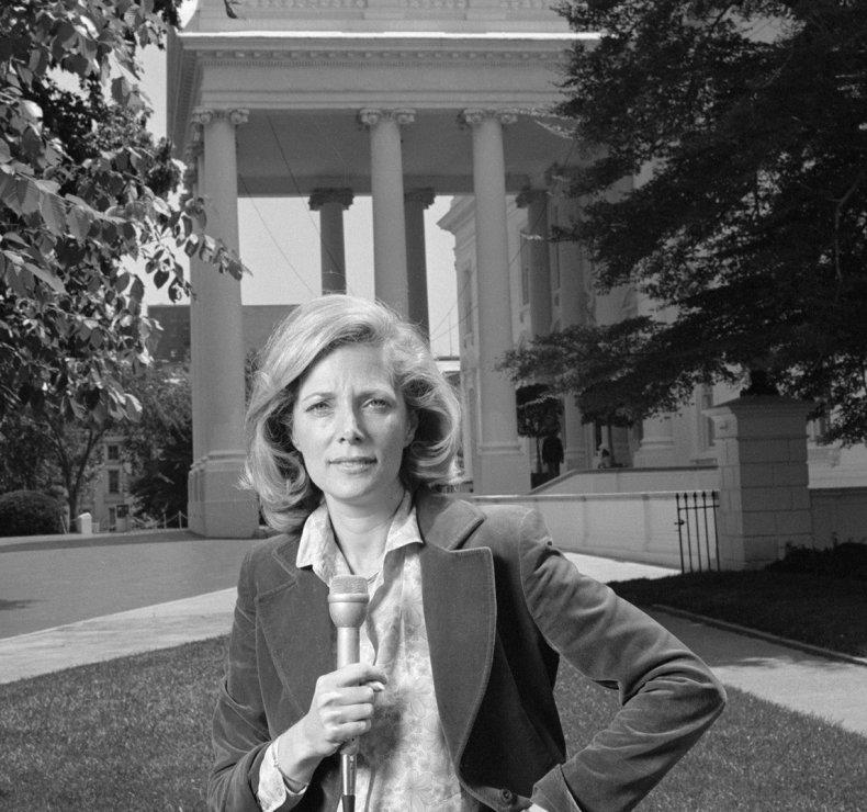 Lesley Stahl 1980