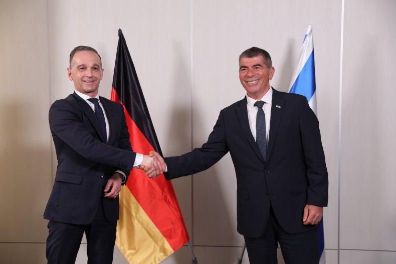 israel germany agreement