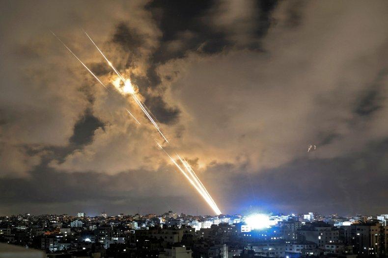 hamas, rockets, israel, gaza