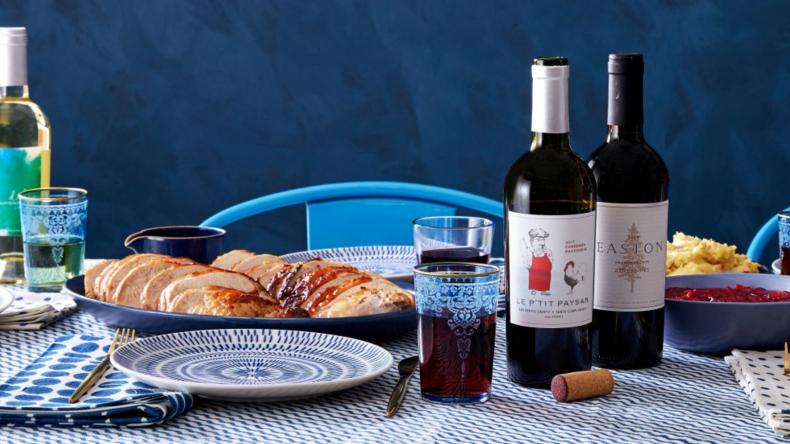 Blue Apron wine subscription