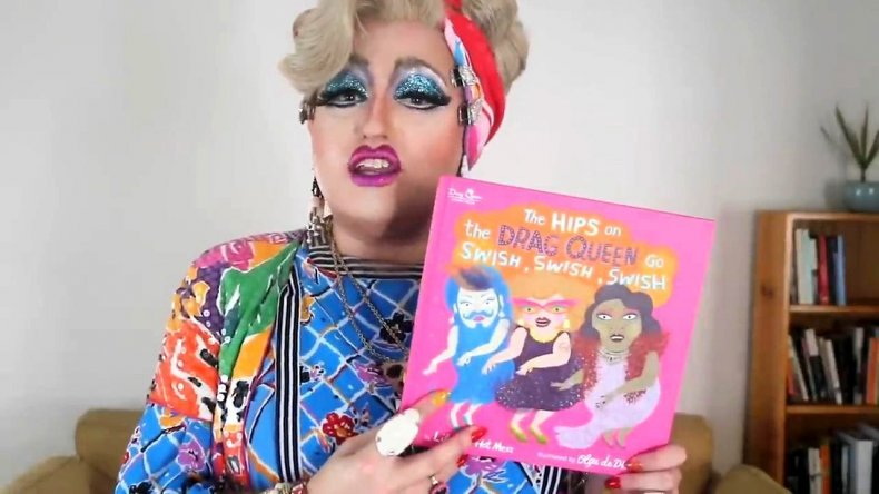 Drag Queen Lil Miss Hot Mess