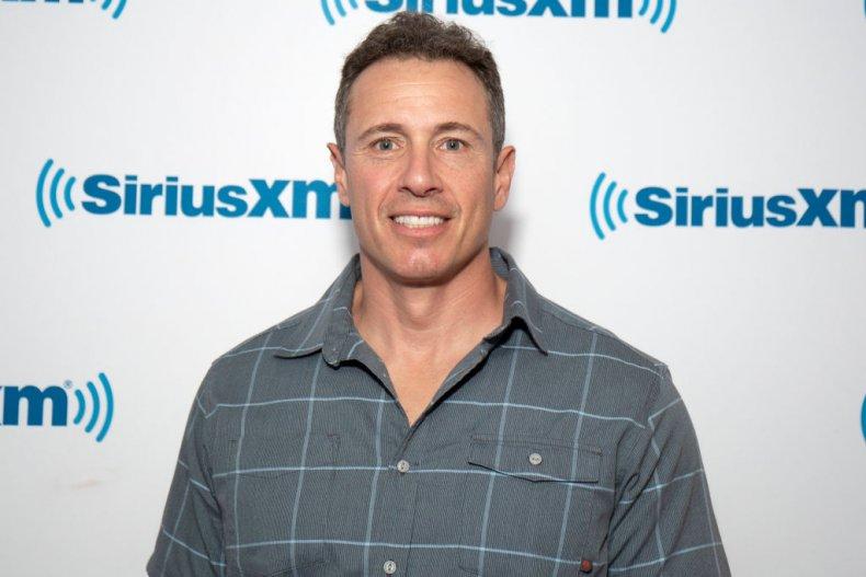 CNN host Chris Cuomo