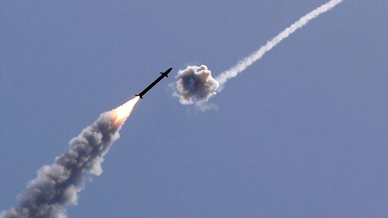 Israel's defence system intercepts rocket