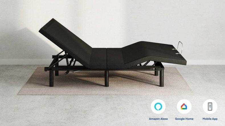 Amerisleep Adjustable Bed Plus