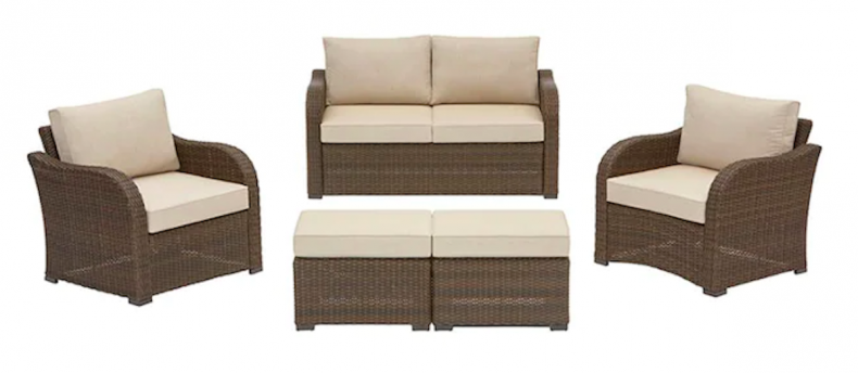 best patio furniture allen and roth