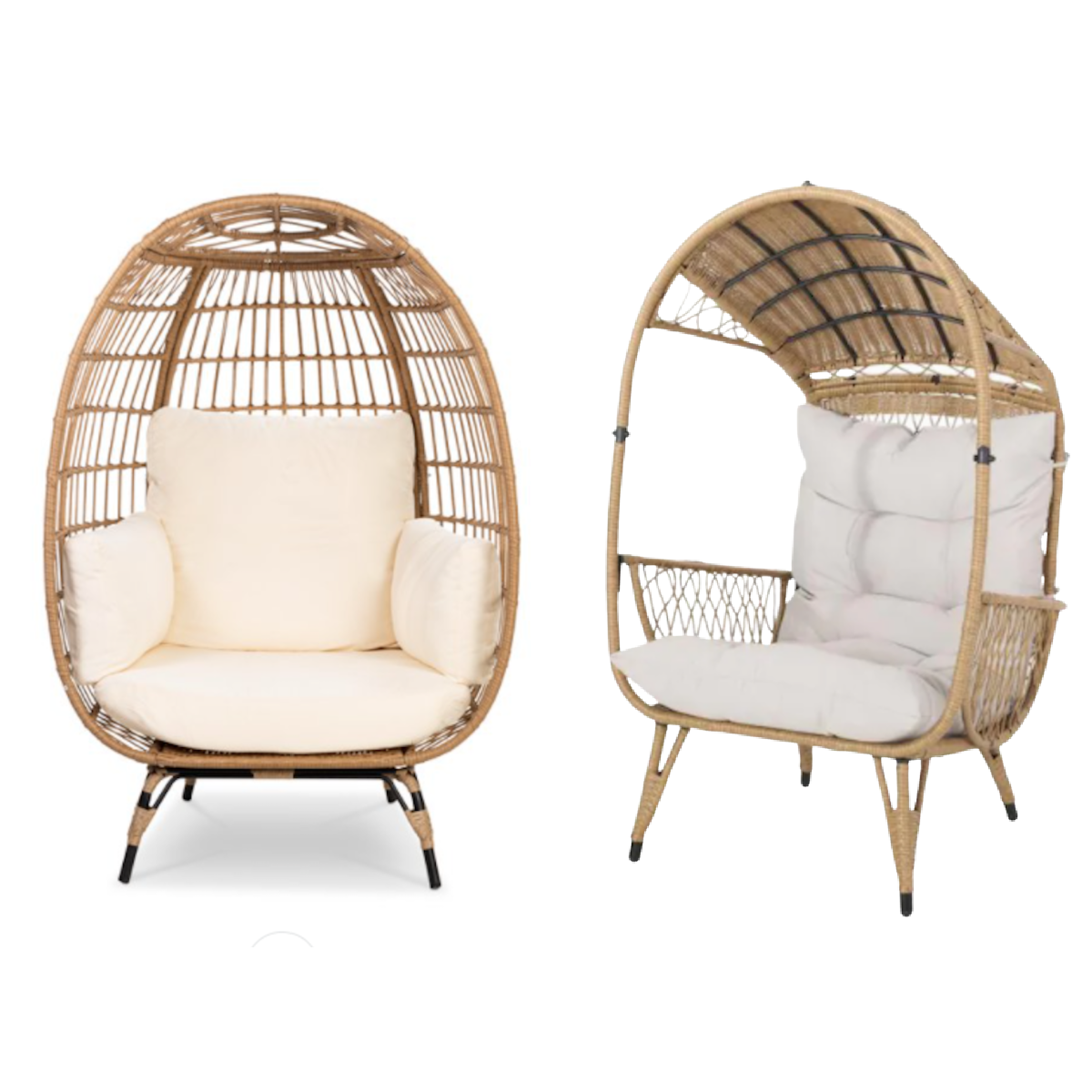 best patio furniture egg chairs