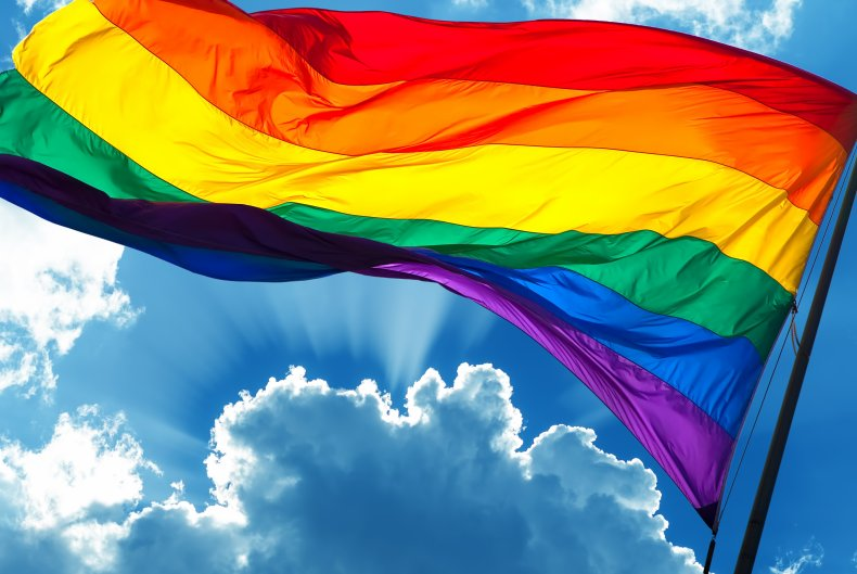 pride flag pendleton heights high school removal