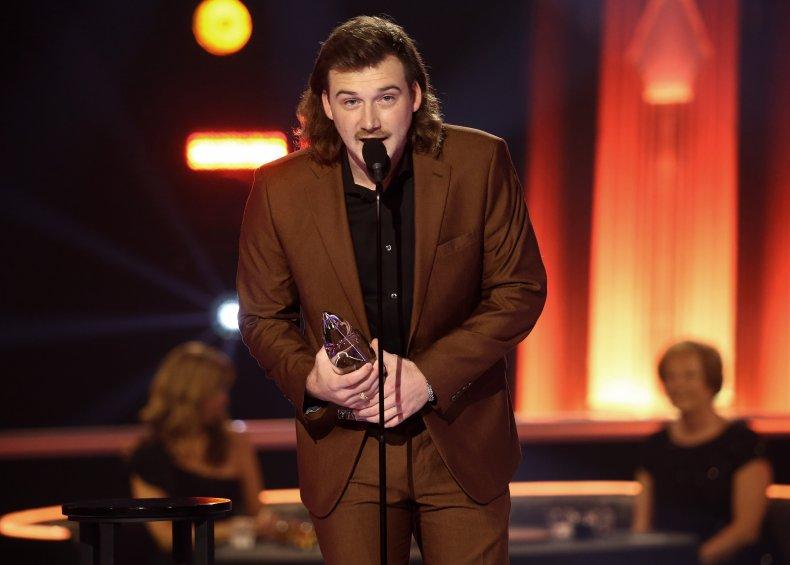 Morgan Wallen CMA Awards Racism N-Word Country