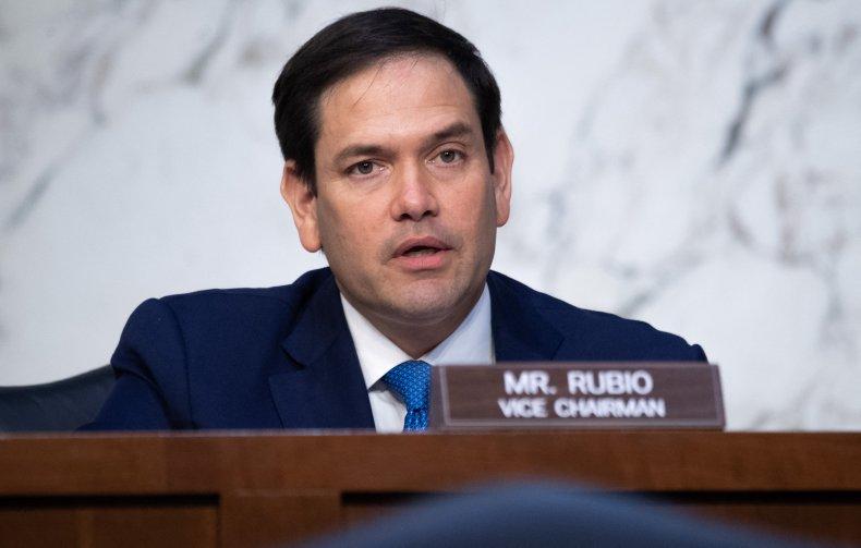 Marco Rubio Capitol Riot Commission Republicans Democrats