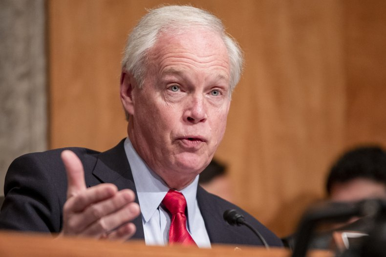 Senator Ron Johnson Speaks at Homeland Security