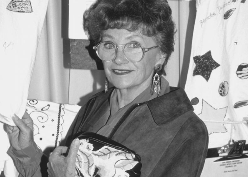 1923: Estelle Getty