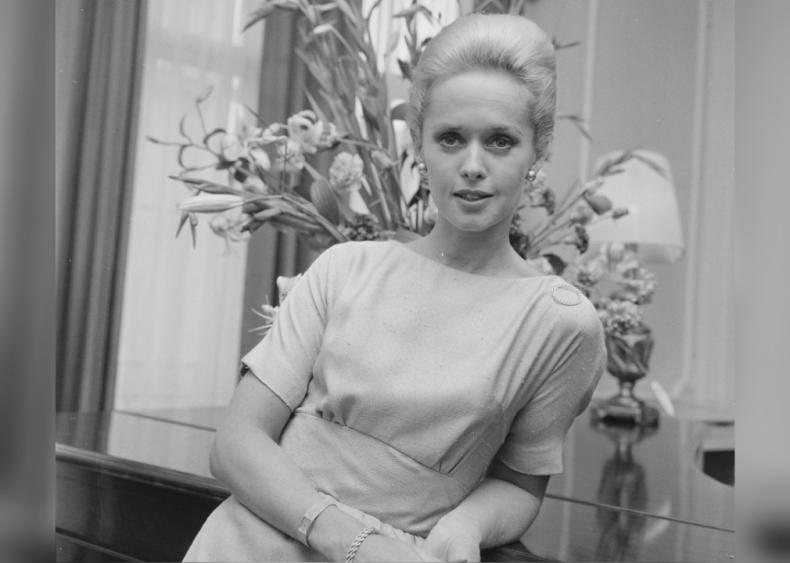 1930: Tippi Hedren