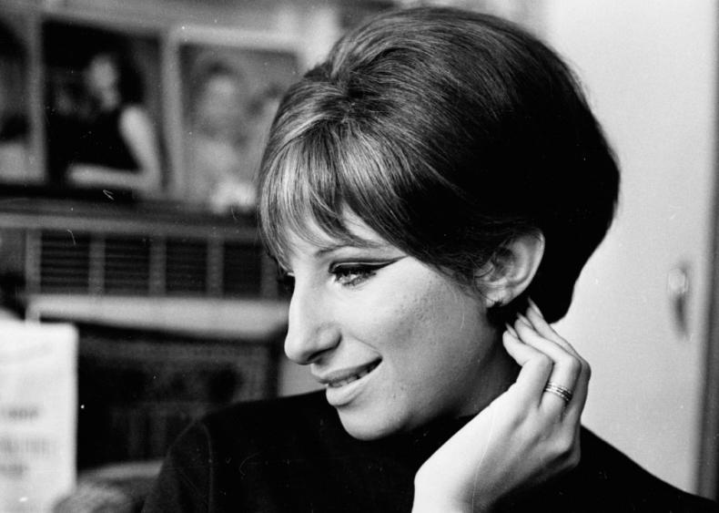 1942: Barbra Streisand