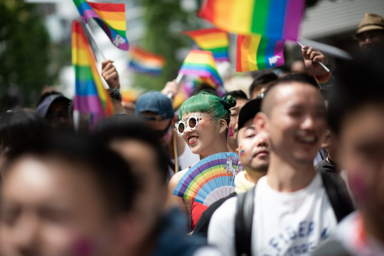 Japanese lawmaker Kazuo Yana opposes LGBT rights