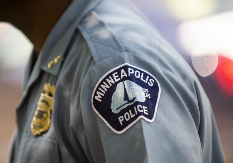 Minneapolis police officer speaks