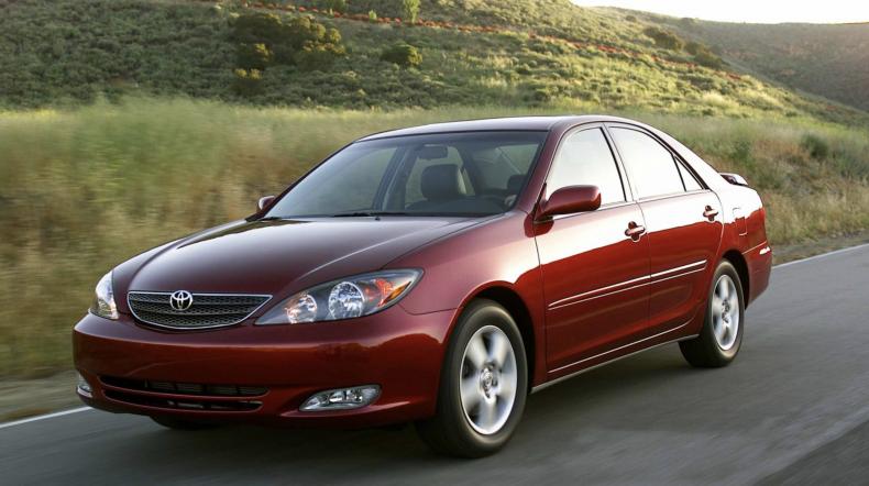 2002 – 2006 Toyota Camry SE