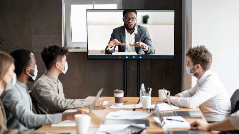 CEO talk via Zoom