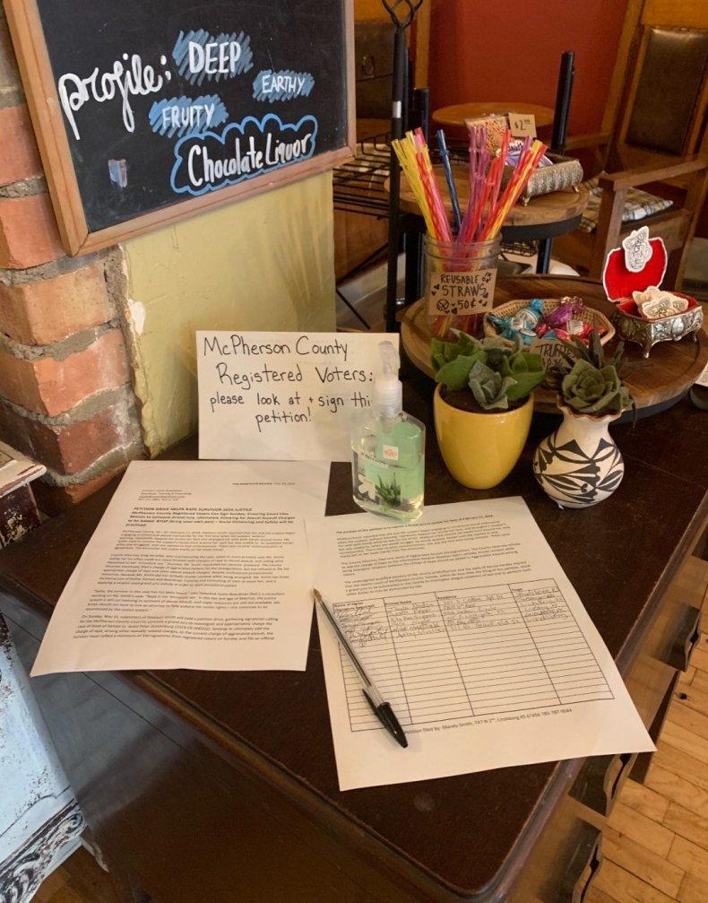 Madison Smith Petition