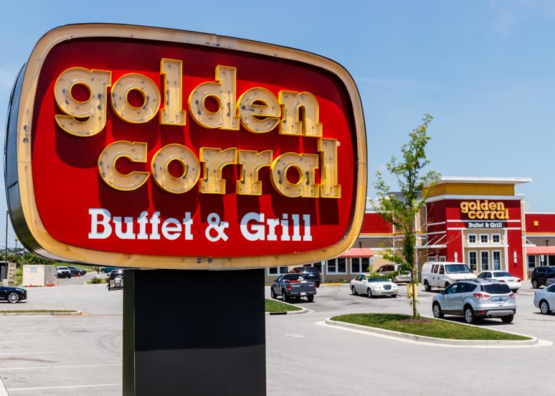 #48. Golden Corral