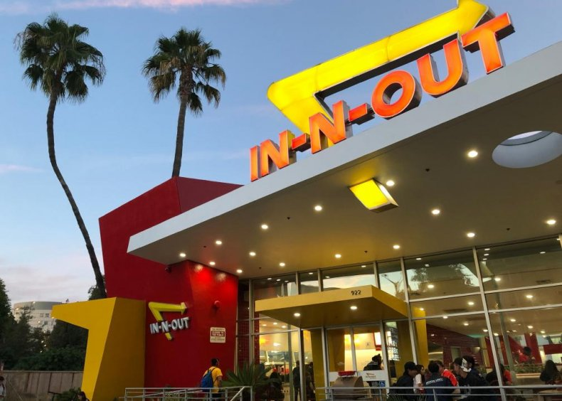 #47. In-N-Out Burger