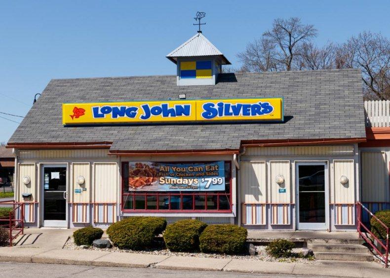#46. Long John Silver's