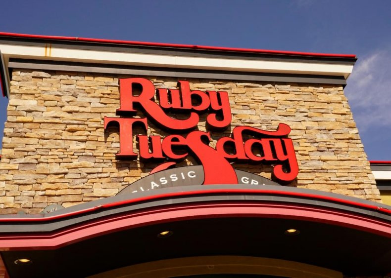 #44. Ruby Tuesday