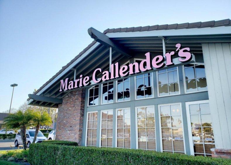 #43. Marie Callender's