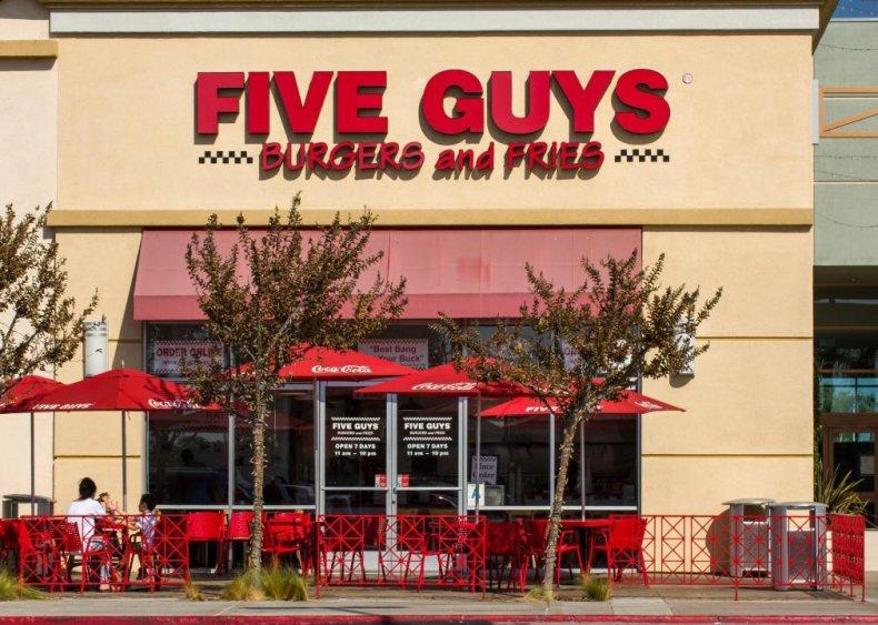 #40. Five Guys