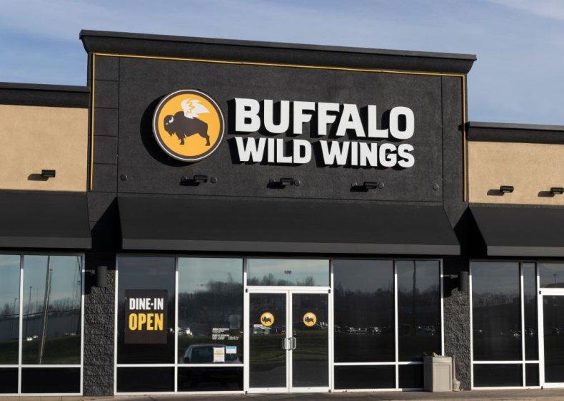 #34. Buffalo Wild Wings