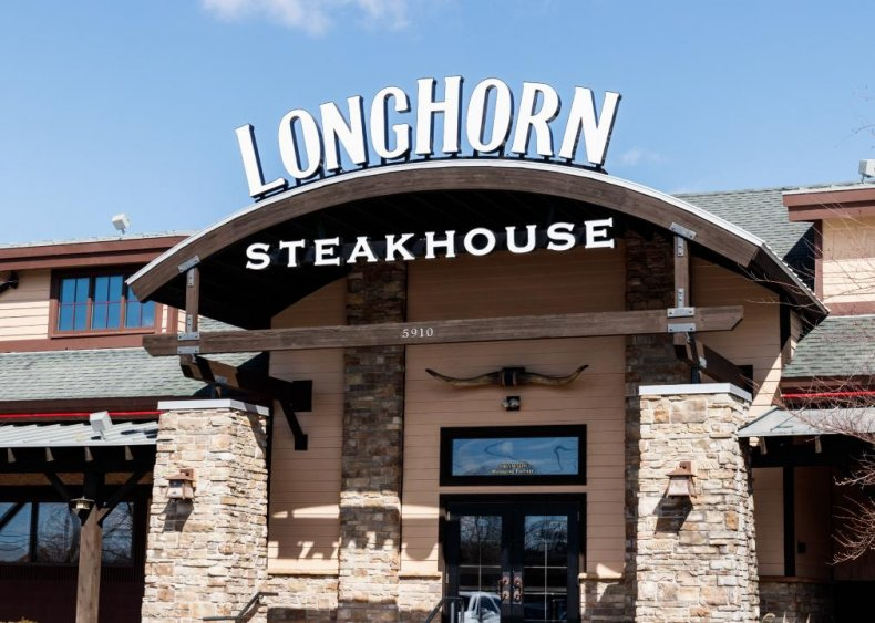 #32. LongHorn Steakhouse