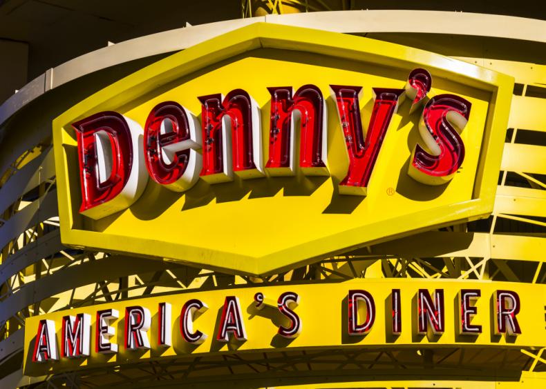 #30. Denny's