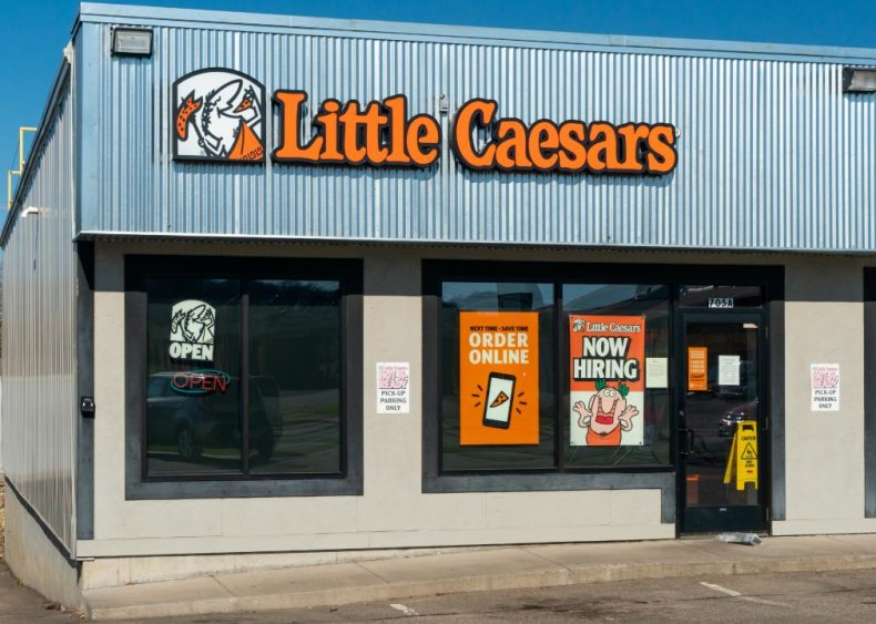#29. Little Caesars