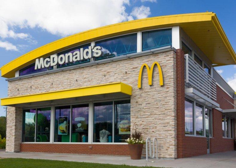 #27. McDonald's