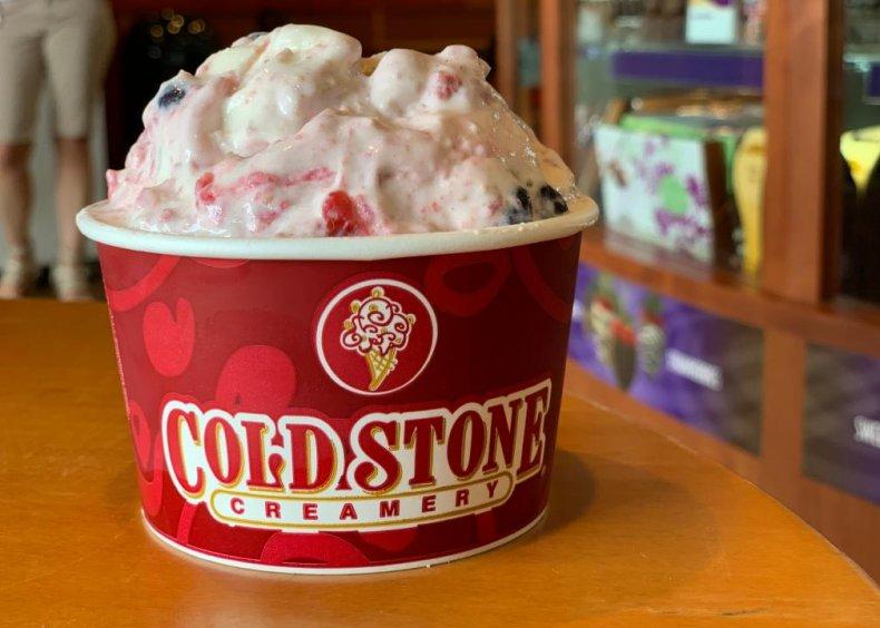 #26. Cold Stone Creamery