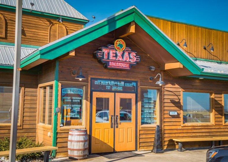 #20. Texas Roadhouse