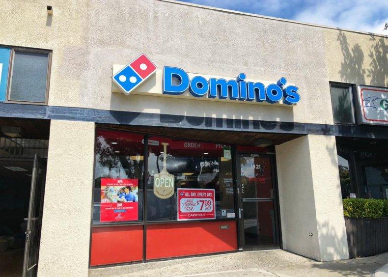 #19. Domino's