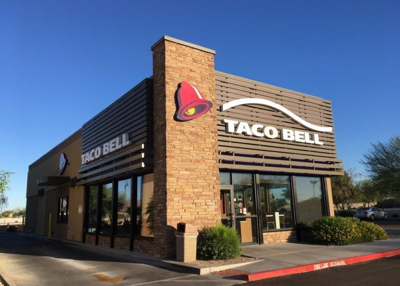 #18. Taco Bell