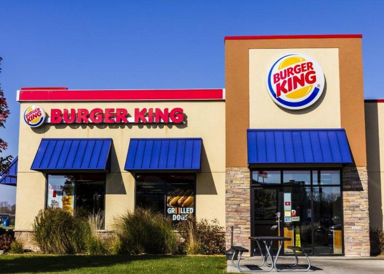 #16. Burger King